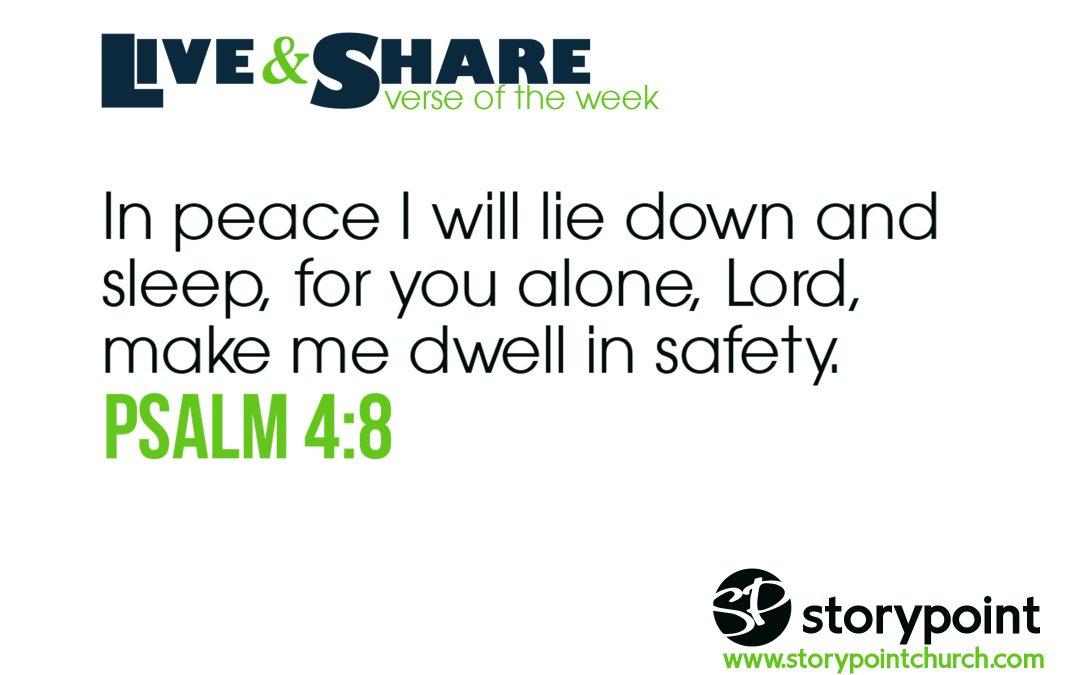 01.15.17 Verse of the Week