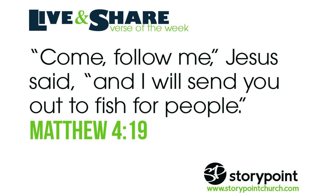 01.29.17 Verse of the Week