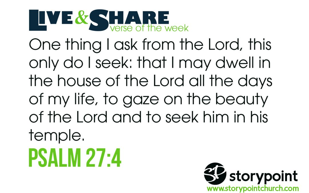 06.25.17 – Verse of the Week