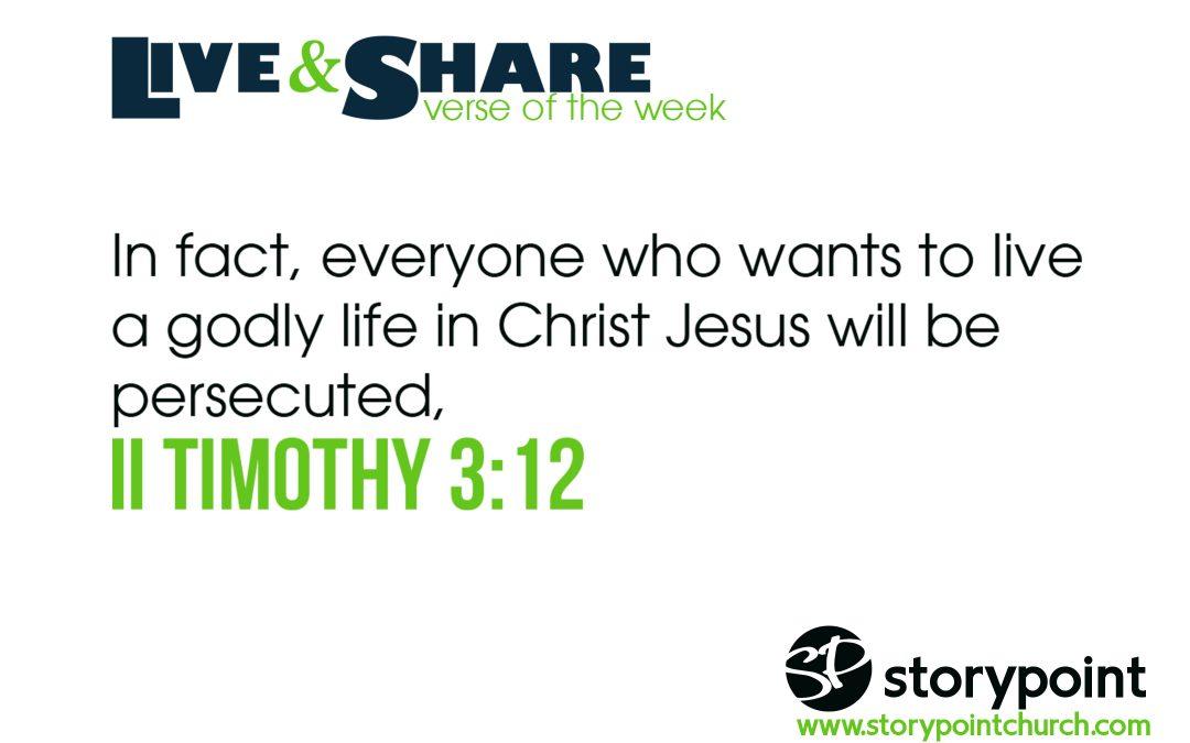 07.23.17 – Verse of the Week
