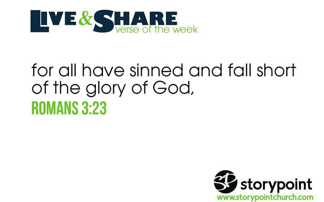 04.08.18 – Verse of the Week