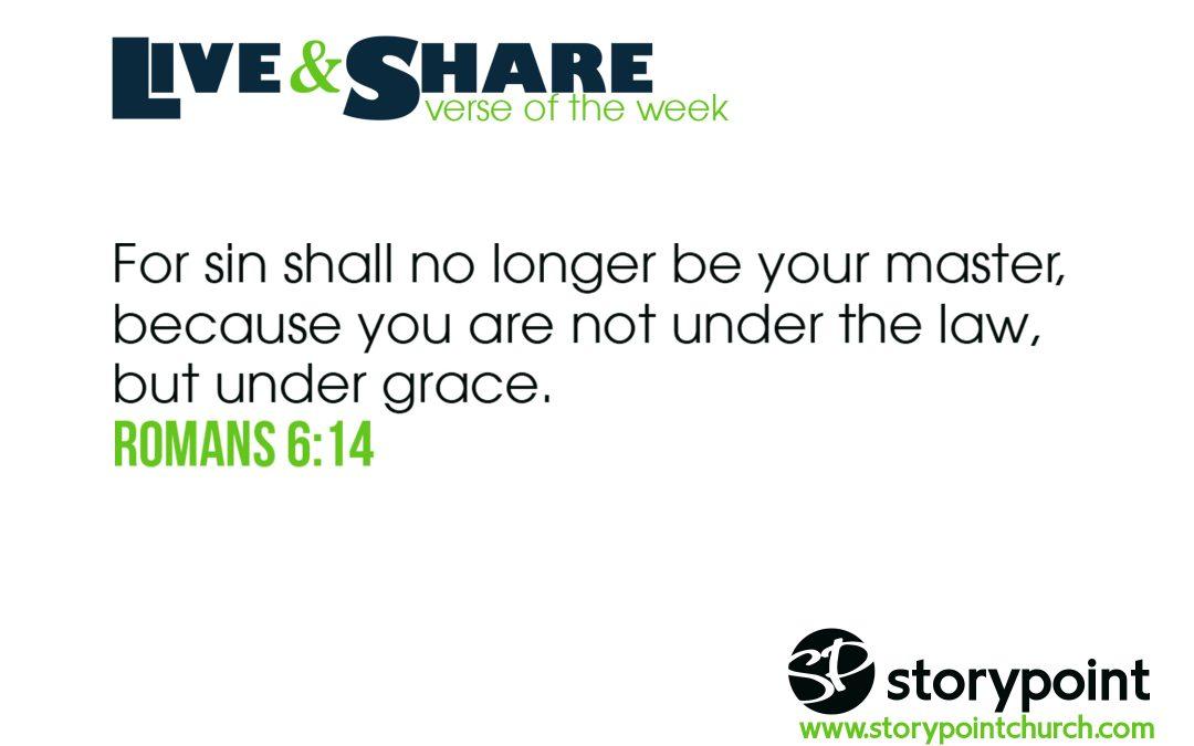 07.08.18 – Verse of the Week