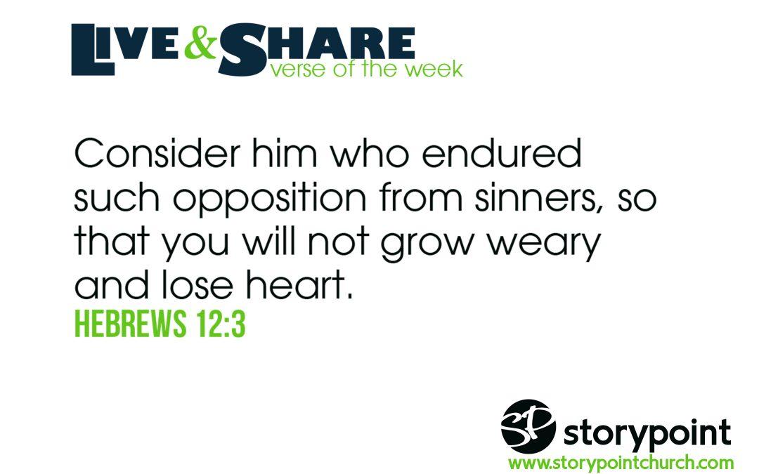 11.04.18 – Verse of the Week