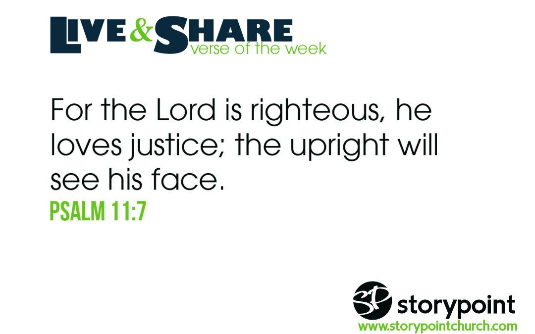 04.07.19 – Verse of the Week
