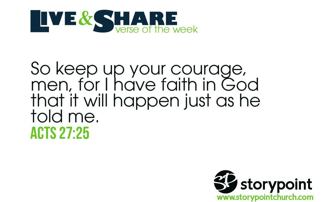 05.26.19 – Verse of the Week