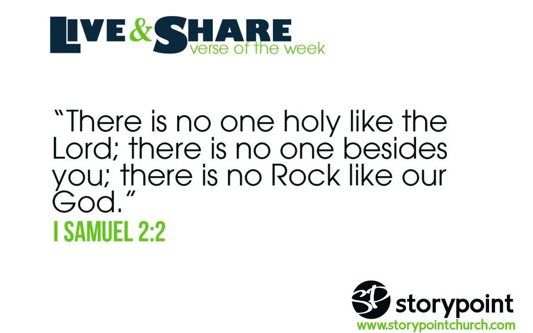06.30.19 – Verse of the Week