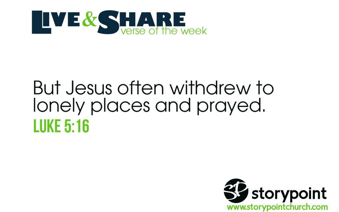 06.09.19 – Verse of the Week