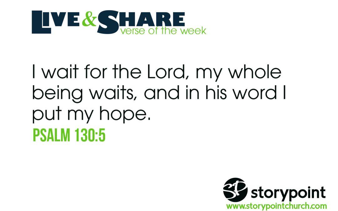 02.02.20 – Verse of the Week