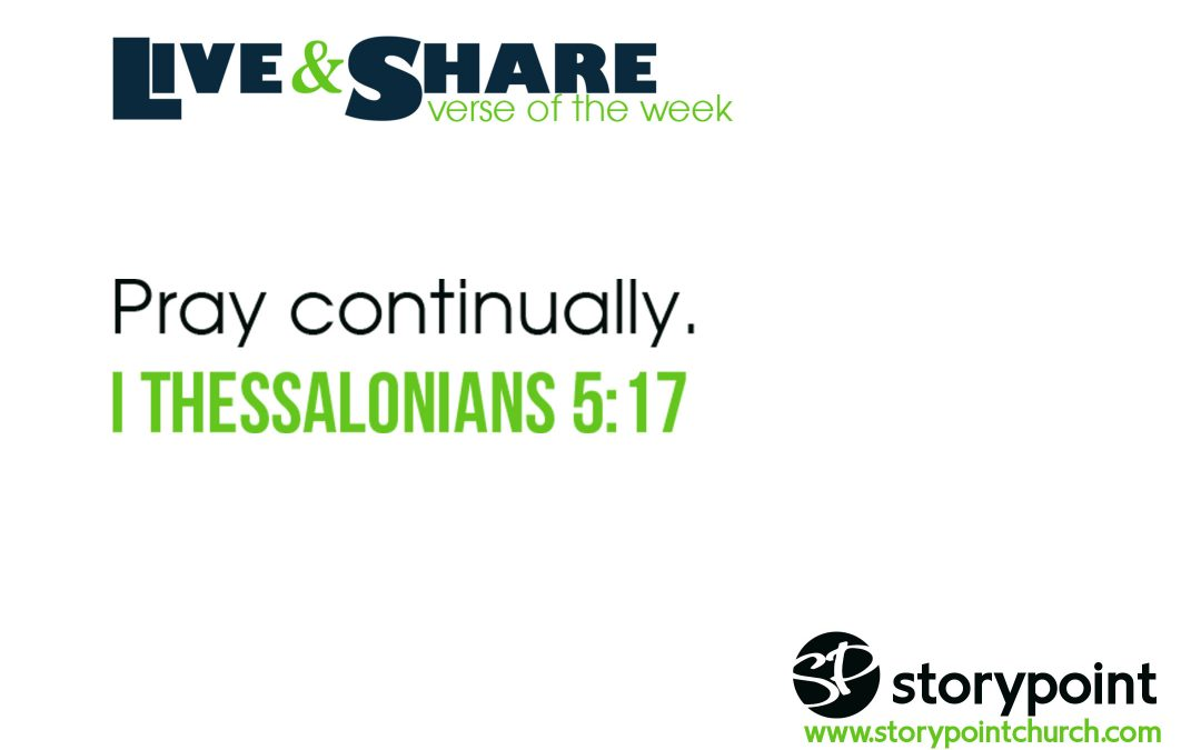 01.26.20 – Verse of the Week