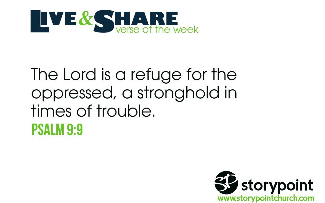 01.05.20 – Verse of the Week